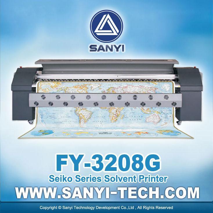 Solvent Printer FY-3208G Seiko Series Infiniti Challenger Phaeton 1