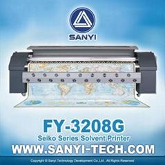 Solvent Printer FY-3208G Seiko Series Infiniti Challenger Phaeton