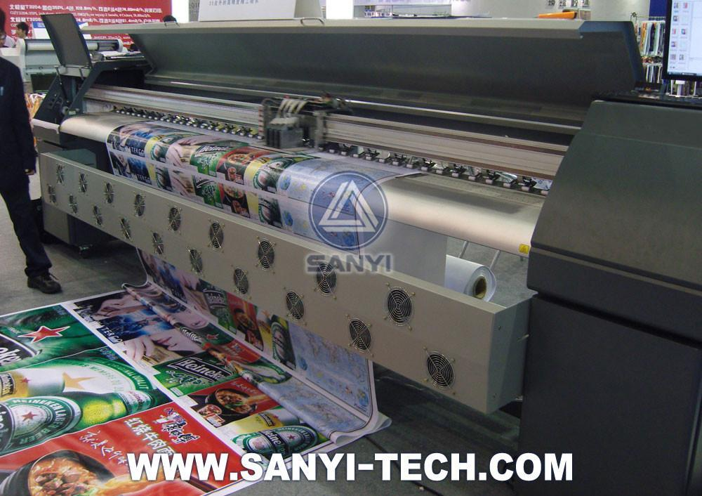 Solvent Printer FY-3208G Seiko Series Infiniti Challenger Phaeton 2