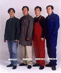 workwear/uniform