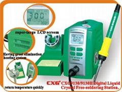 CXG 9130/9130H Digital Liquid Crystal Free-soldering Station