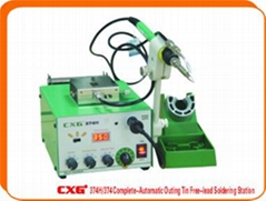 CXG 374H/374 Complete-Automatic Outing Tin Free-lead Soldering Station