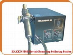 HAKKO 850B Hot-air Removing Soldering Station