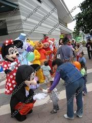 卡通服装、卡通服饰、卡通人偶、卡通行走人偶、卡通吉祥物服装