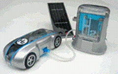 Hydrogen Power Car