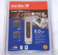 Sell Sandisk Cruzer Mini 2.0 USB Flash Drive