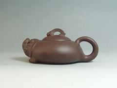 Yixing Zisha (Purple Sand) Teapots,Cups