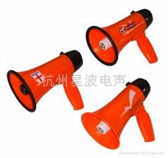 megaphone microphone loudspeaker