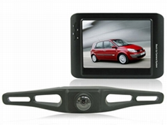 CCTV Accessories>Wireless Car Rear View System/DIY product/CCD camera