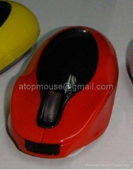 new optcial wired car mouse