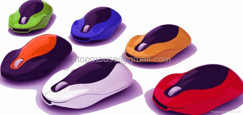 有线光电汽车鼠标 2