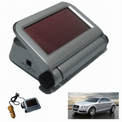Car Air Purifier by Solar Power