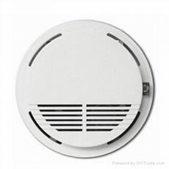 Smoke Alarm With AC Power Battery