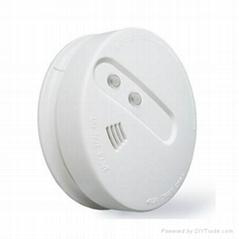 Smoke Alarm With AC Power Battery,smoke detector