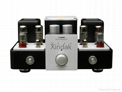 Tube Integrated Amplifier