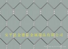 六角網,擰花網