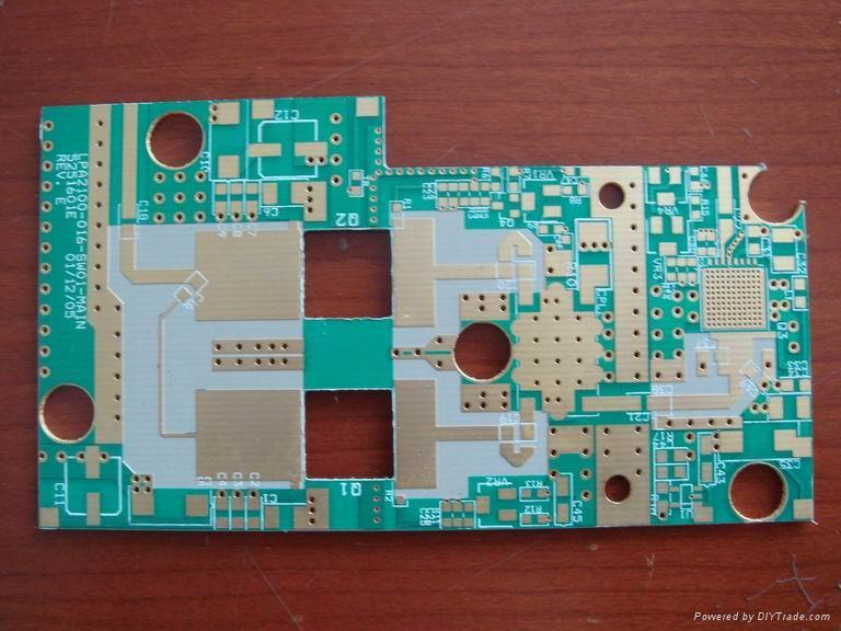 prototype PCB 1