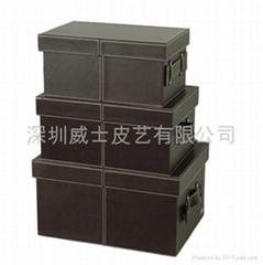 storage box set of 3