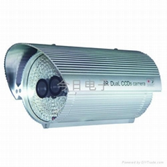 Double ccd  Camera