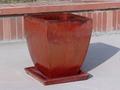 ceramic garden pot bonsai pot terracotta