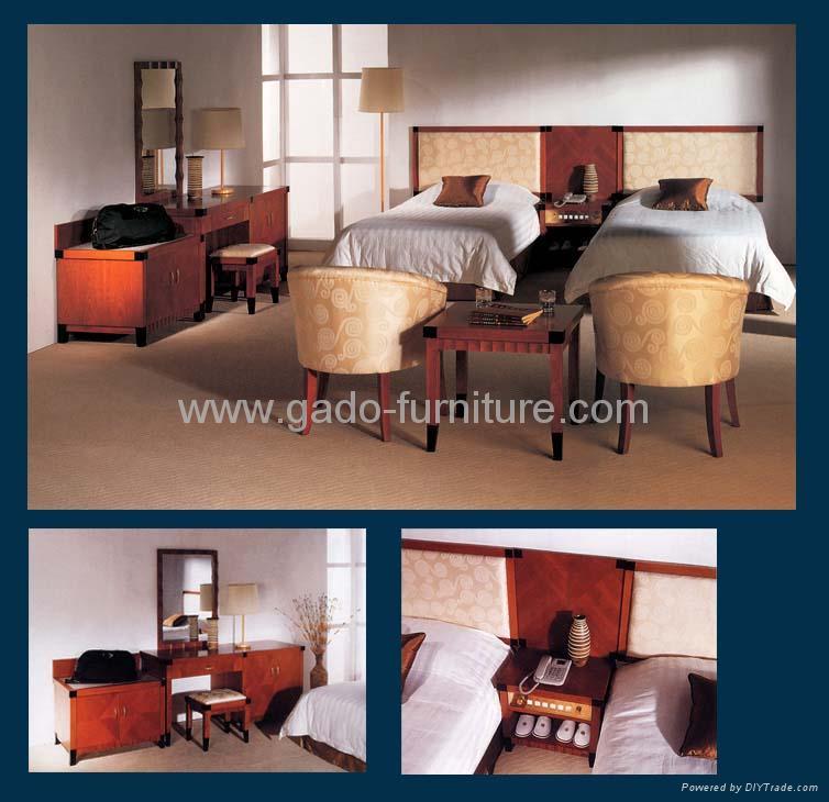 Hotel Bedroom Furniture 1