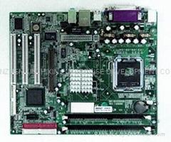Computer Motherboard Intel SW-865G7