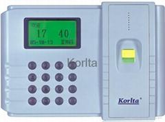 Biometric Time &  Attendance Recorder