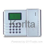 Time &  Attendance Recorder