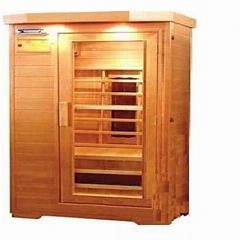 1 person super deluxe sauna room