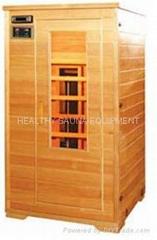 Healthy Far Infrared Sauna Room (hex-001H)