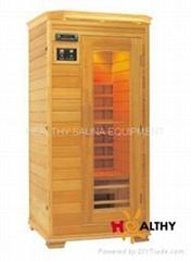 Healthy Far Infrared Sauna Room (1 person)