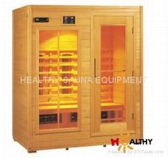 Far Infrared Sauna Room (3 Person)