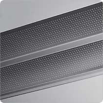 Perforated slat blinds(Louvers) 1