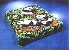 亚克力毛毯