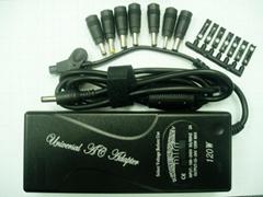 Universal ac adapter