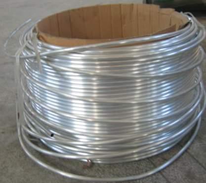 Aluminium Coil Tube Gy China Manufacturer Heat