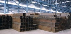 Hollow Sections & alloy steel round bar