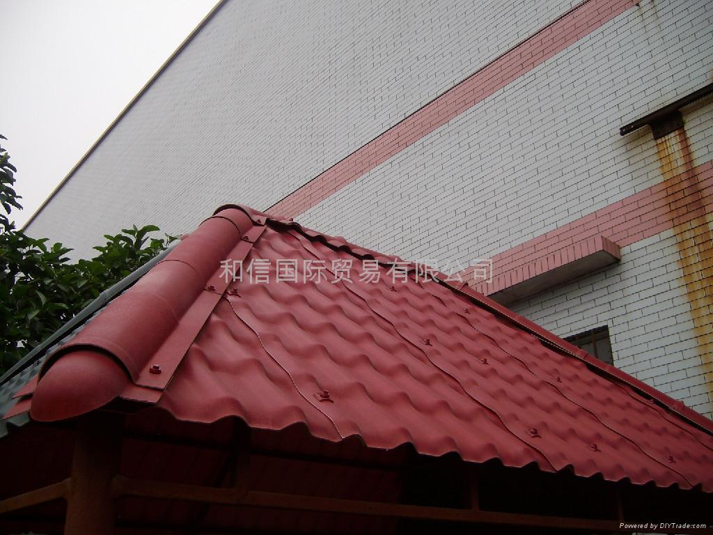 Asa Synthetic Resin Roof Tile Wosin Hong Kong Trading