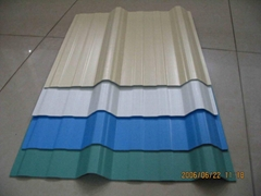 heat insulation UPVC roof tile