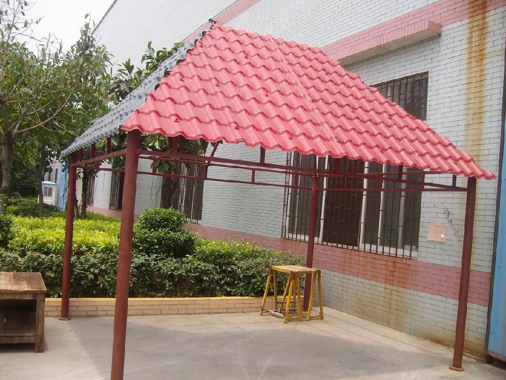 Asa Pvc Coextruded Roof Sheet Hong Kong Trading Company