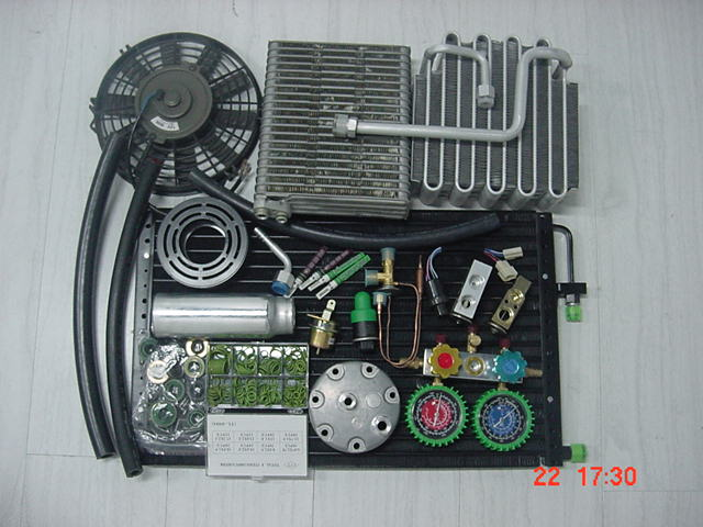Sell Auto Air Conditioner Parts China Trading Company