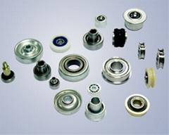 Custom design bearings and plastic bearings