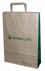 Kraft paper bag
