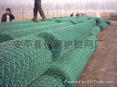 重型六角網,擰花網,格賓網,石籠網,三絞節機編網