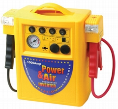 Portable Power Station with Air Compressor /Inverter