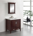 Comtemporary Bathroom Vanity( A-M024)