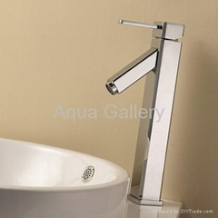 Tall Square Basin Mixer AF017H