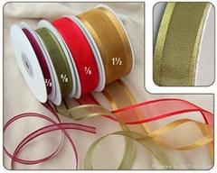 Printed Satin Ribbon, Satin Ribbon,Color Ribbon
