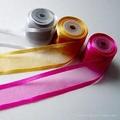 Gold Metallic Ribbons,Silver Metallic