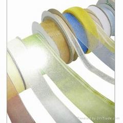 Solid Grosgrain Ribbon,Elastic Velvet Ribbon,Star Flower